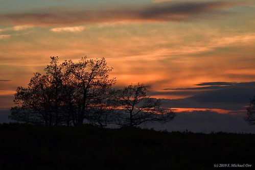 nikond7500 shenandoahnationalpark virginia sunset