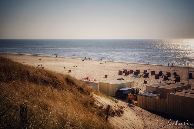One Day at the Sea, Egmond aan Zee