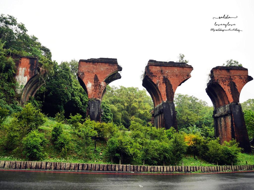 苗栗旅遊龍騰斷橋附近景點推薦舊山線鐵道自行車 (3)