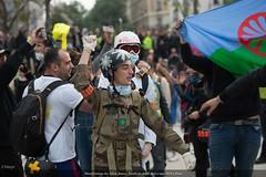 Manifestation-des-Gilets-Jaunes-vests-Yellow-1er mai-Paris-2019 (1077) © Olivier Roberjot