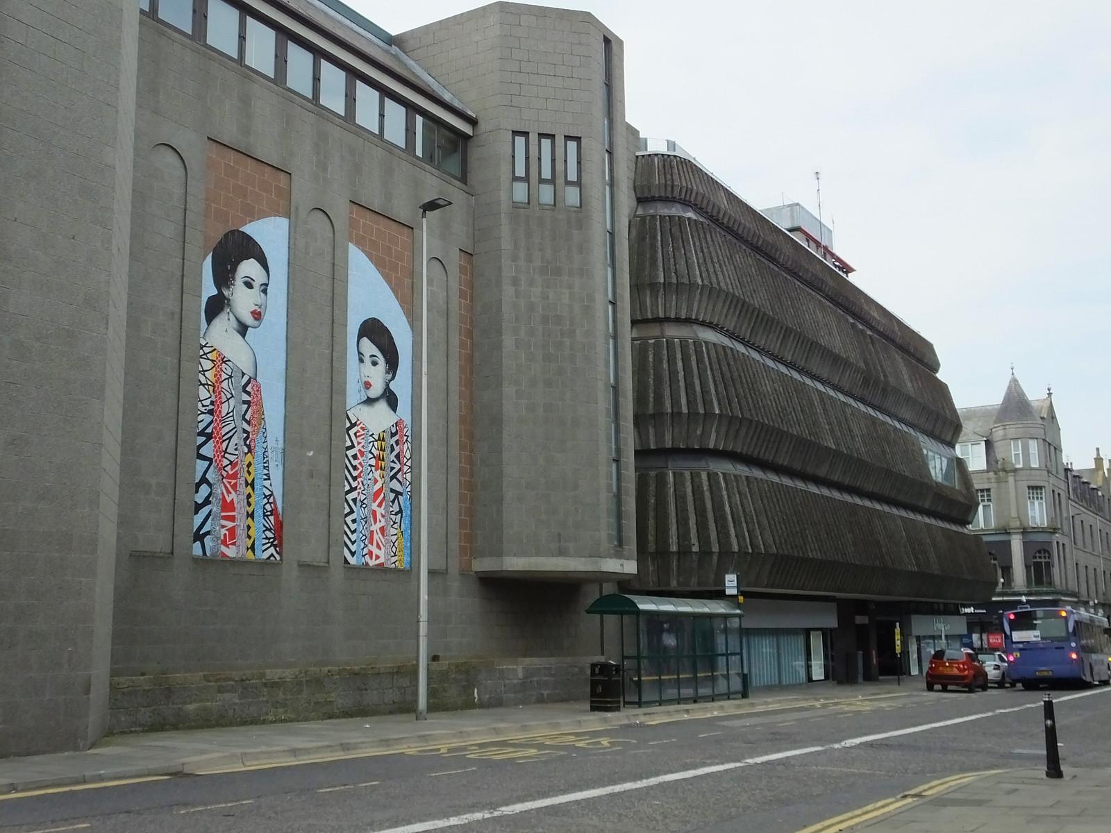 Nuart Aberdeen 2019: Hush