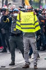 Manifestation-des-Gilets-Jaunes-vests-Yellow-1er mai-Paris-2019 (0937) © Olivier Roberjot