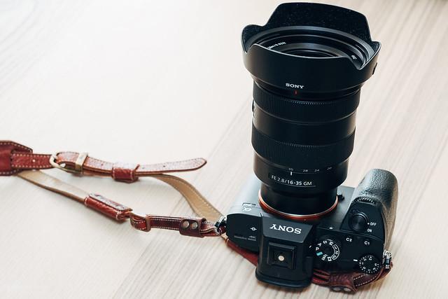 豁然開朗的片刻中:Sony FE 16-35mm F2.8 GM | 25