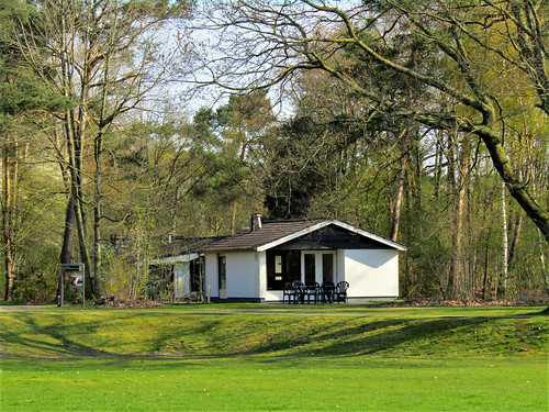 bungalow at Holiday Park Westerbergen in Drenthe