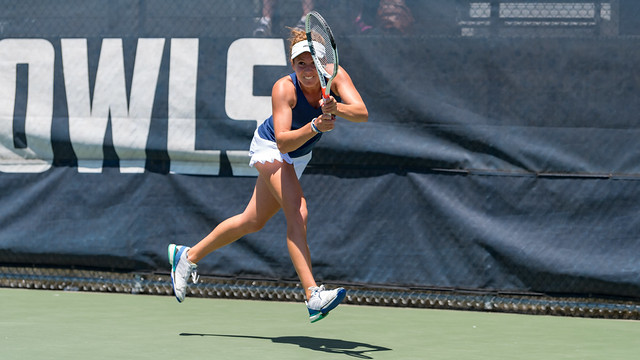 Women's Tennis win C-USA Tournament