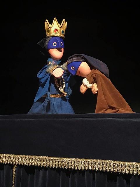 il principe e il povero granteatrino
