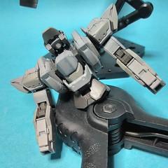 ARX-7 Head, Body, & Arms