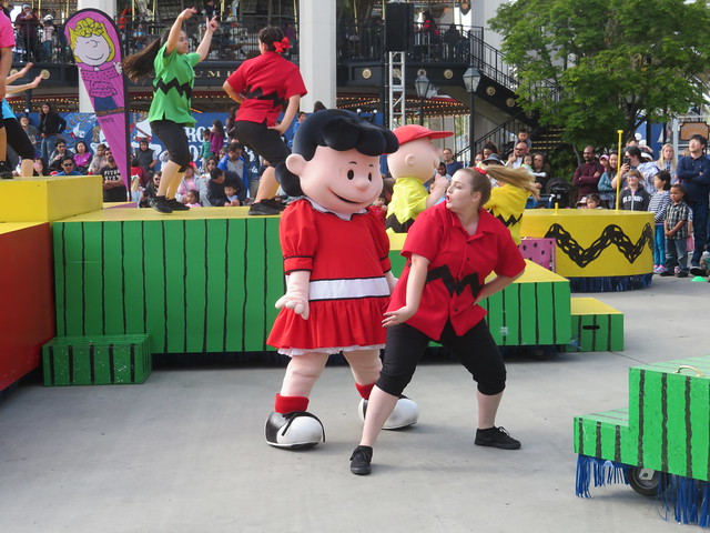 Lucy Dancing