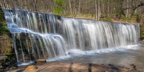 rokinon12mmf20 sonyalpha sonya7rm2 ilce7rm2 mirrorless stream creek water rock trees sand waterfall