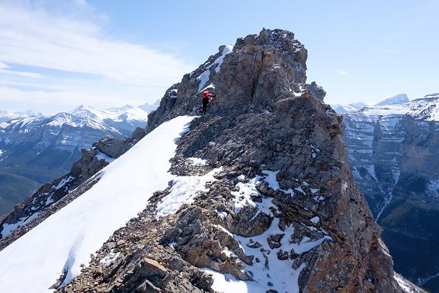 Scrambles - Gap Peak-20