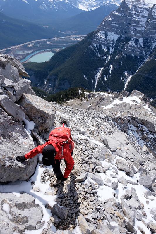 Scrambles - Gap Peak-8