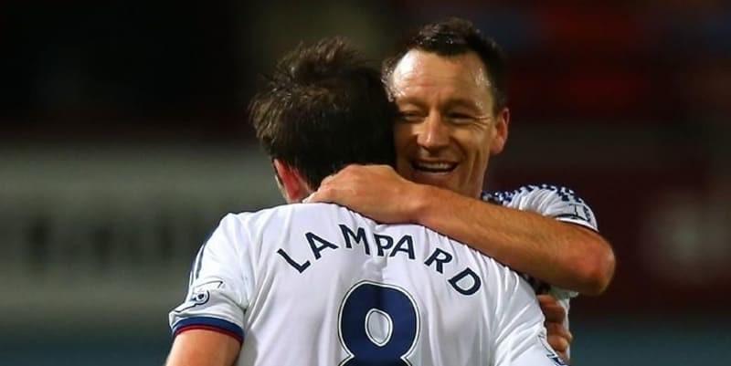 John Terry vs Frank Lampard Duel Untuk Tiket Terakhir ke Premier League