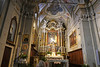 Limone, Barockkirche San Benedetto, erbaut 1691