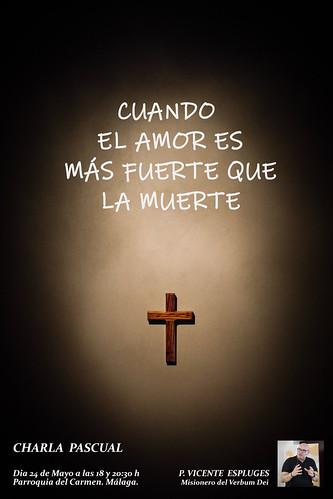 Cuando el amor es más fuerte que la muerte - Vicente Espluges
