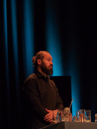CE19 – awards ceremony // Florian Hackl (Mezzanin Bar) // photo © Michael Straub / subtext.at