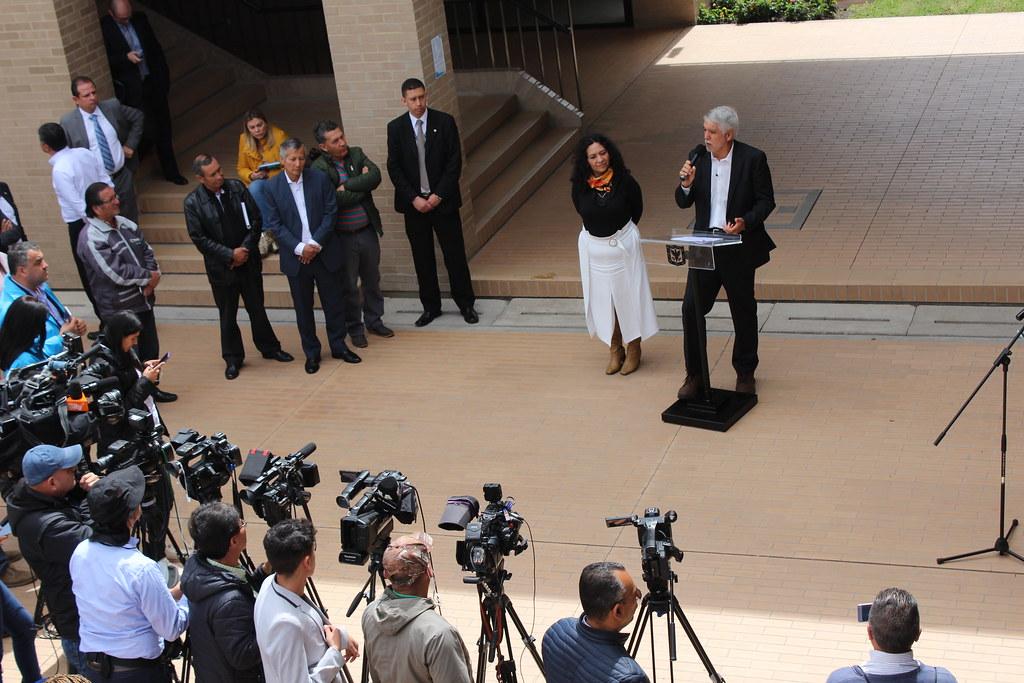 Inauguración Oficial Colegio Rogelio Salmona I.E.D