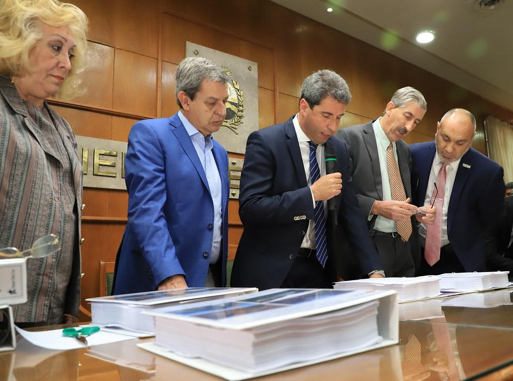 2019-05-16 PRENSA: Apertura de Mejoras de Propuestas Económicas Aprovechamiento Energetico  Multiproposito el Tambolar