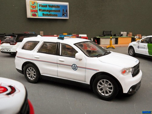 USPIS Dodge Durango Special Service Photo