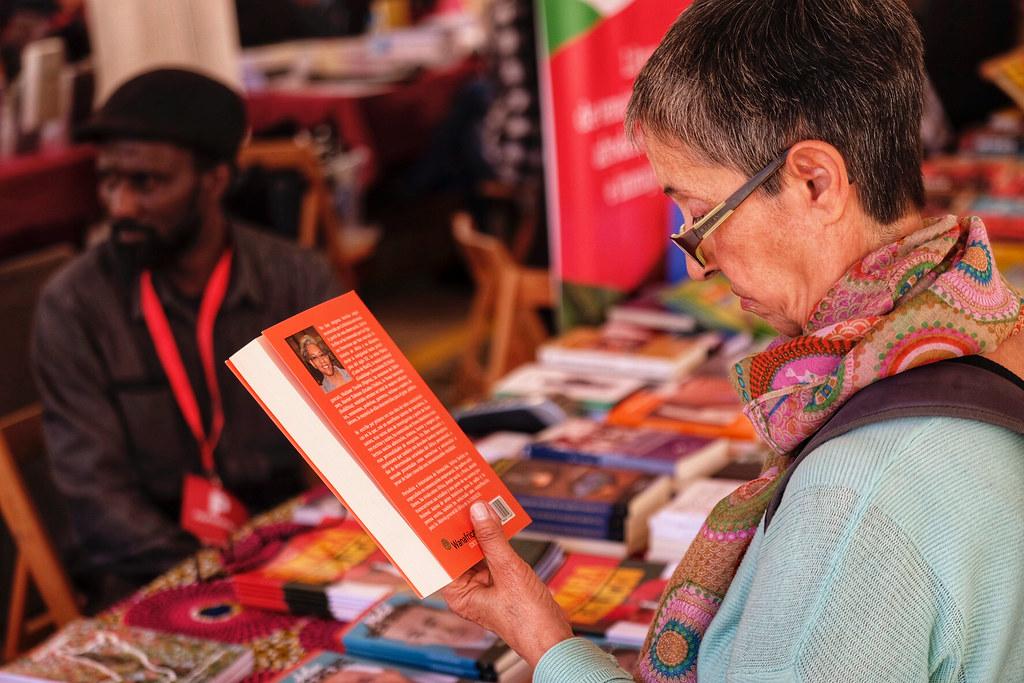 Mercat del llibre de la Fira Literal 2019