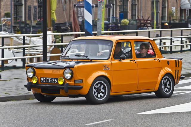 SIMCA 1000 Rallye 2 1974 (6743)