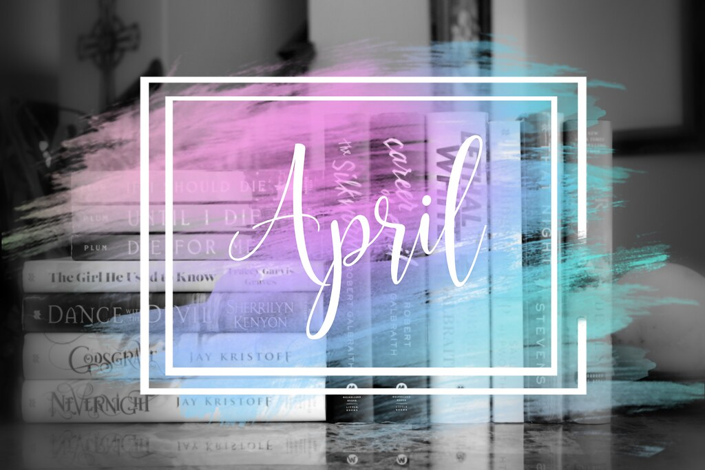 Inky's Monthly Wrap-up (April 2019)