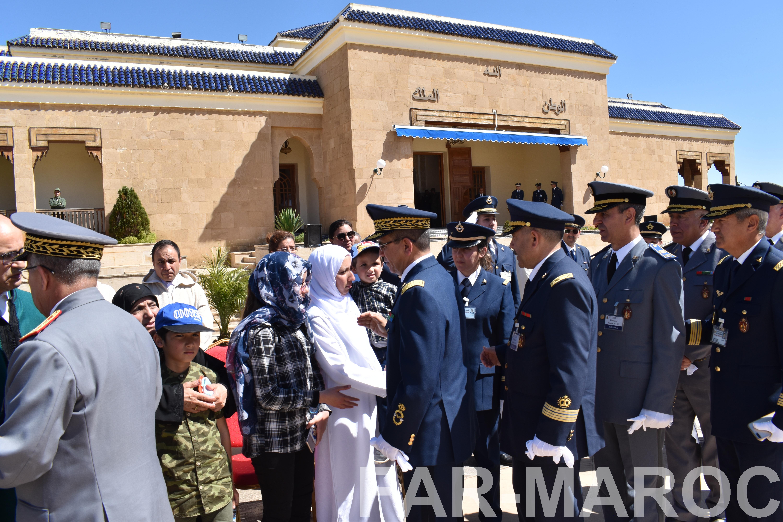Funérailles de feu le lt colonel Najib El Hadrati et du A/C Hassan Tazi 46948009394_707468074f_o
