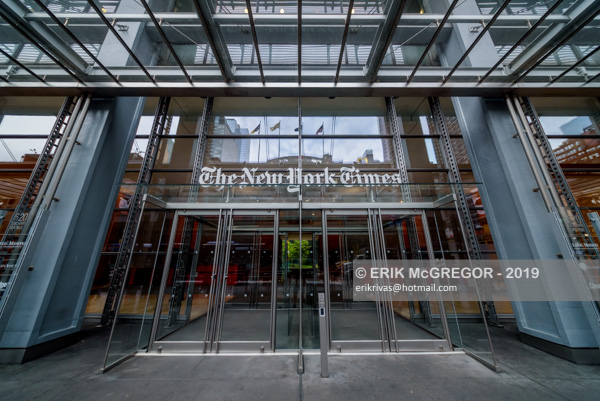 Protest at NY Times over alleged anti-semitic cartoon