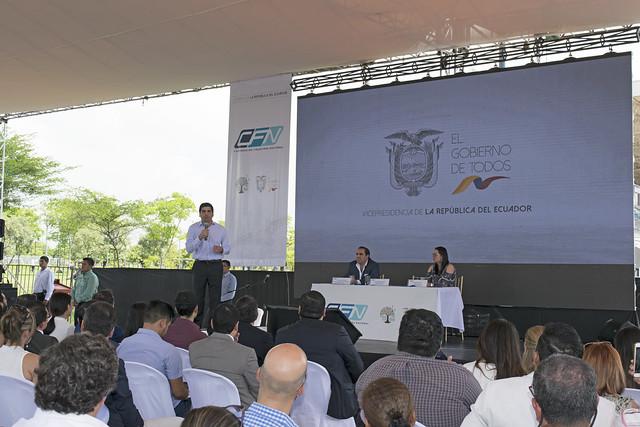 Lanzamiento de líneas de crédito para PYMES en Guayaquil