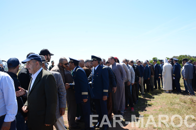 Funérailles de feu le lt colonel Najib El Hadrati et du A/C Hassan Tazi 46948126814_cf5f3cd32b_o