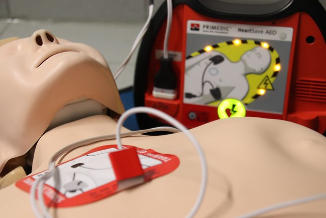 Reanimatiecursus Rode Kruis