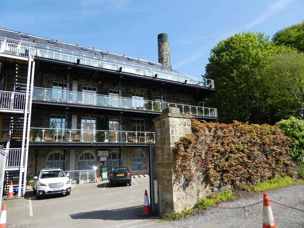 Croft Mill Aparthotel, Hebden Bridge