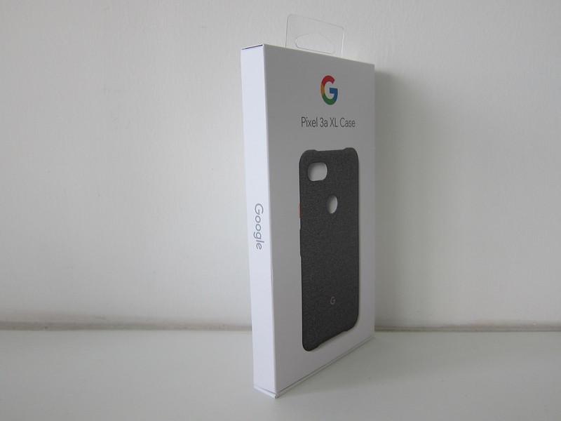 Google Pixel 3a XL Fabric Case - Box