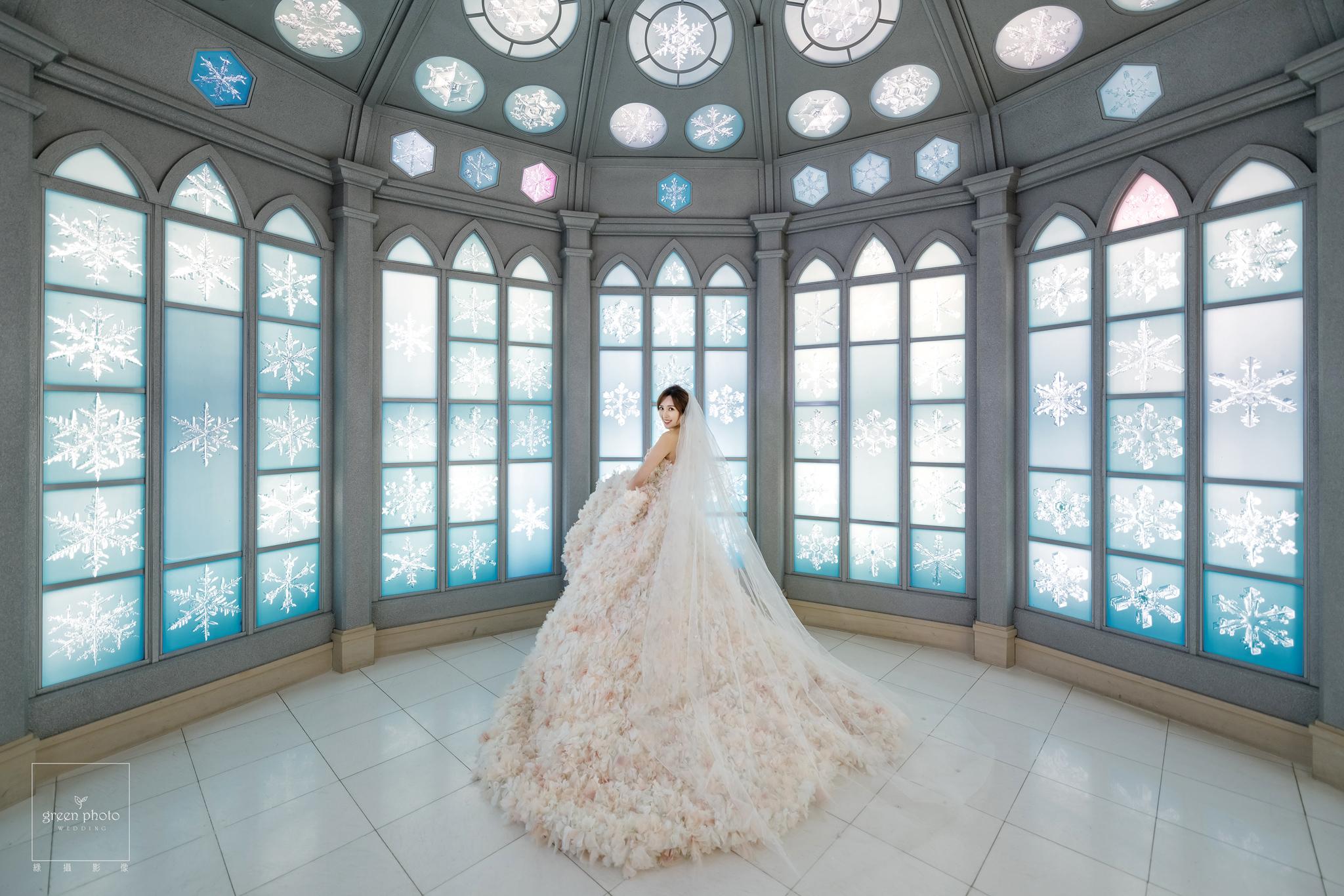 海外婚紗 北海道婚紗 日本婚紗