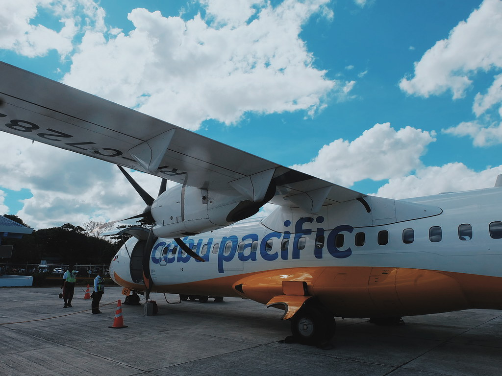 Manila to Marinduque via Cebu Pacific + Traditional Putungan Welcome