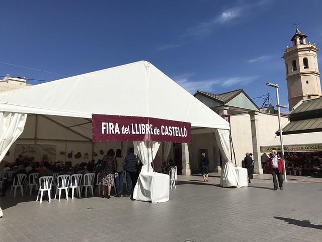35 Fira Llibre Castelló - Dia 29