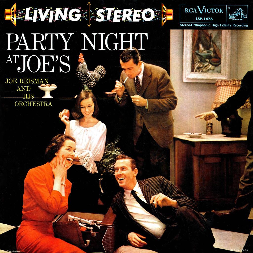 Joe Reisman - Party Night at Joe's