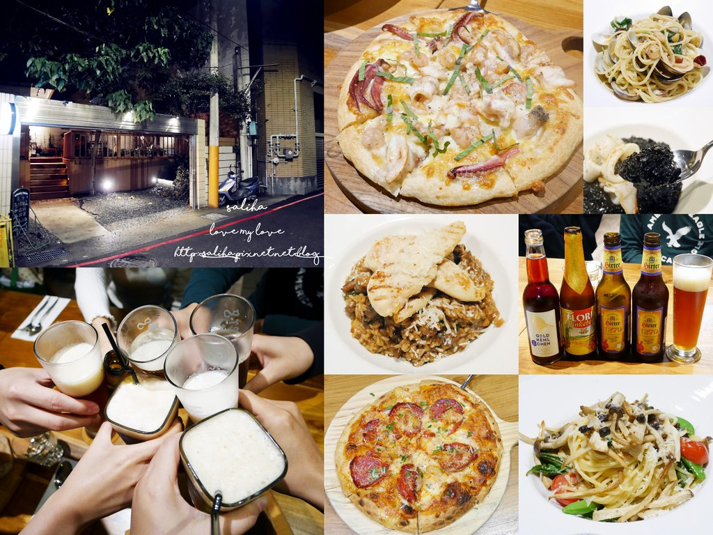 台北捷運萬隆景美好吃美食義大利麵餐廳推薦
