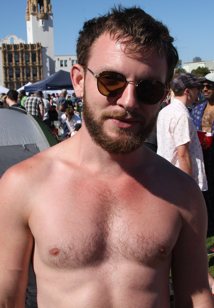 HELLA SEXY BEARDED HUNK ! ~ HUNKY J CONTEST 2019 ! ( safe photo )