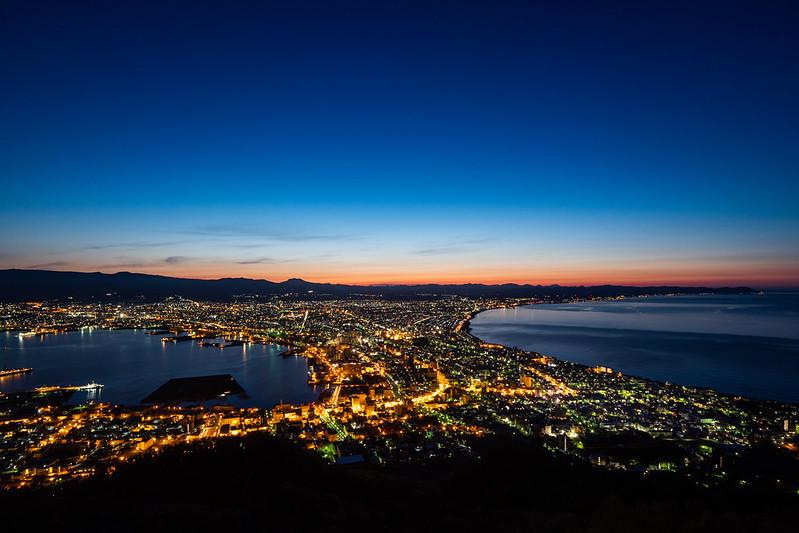 Sunrise Hakodate|Hokkaido