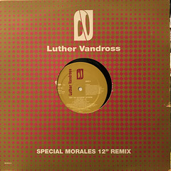 LUTHER VANDROSS:AIN'T NO STOPPIN' US NOW(JACKET A)