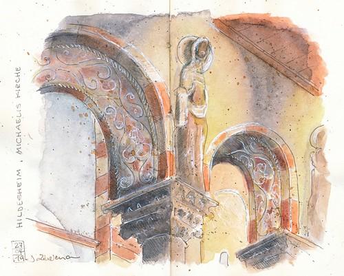 Hildesheim, Michaeliskirche