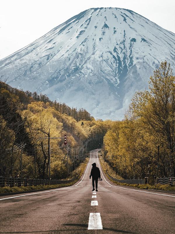 這不是富士山。|Hokkaido