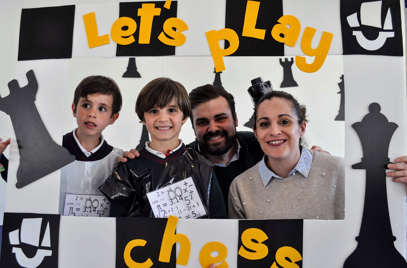 190426 Let's Play Chess