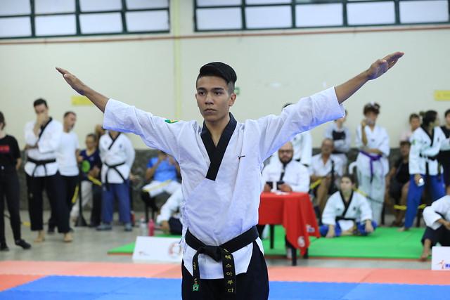 Campeonato Paulista de Taekwondo - 1° Etapa