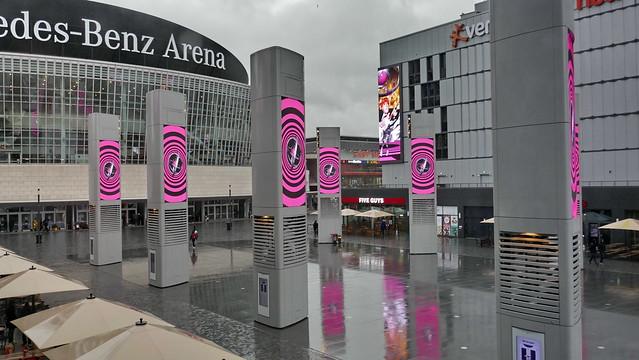 20190314 Berlin Friedrichshain Mercedes Benz Arena Regen (18)