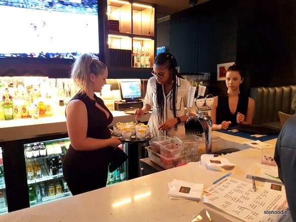 Shoeless Joe's bartenders
