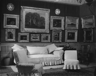 Interior of Sir William Van Horne's residence / Intérieur de la résidence de sir William Van Horne