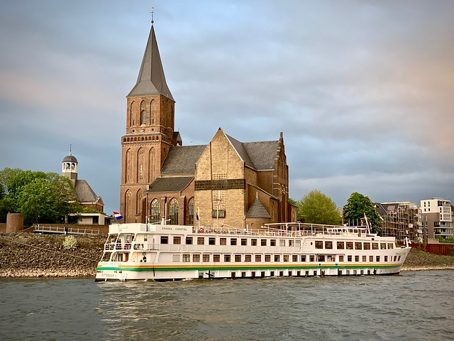 Church and stateroom