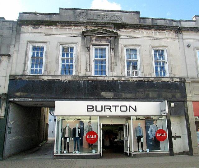 Burton's, Kendal