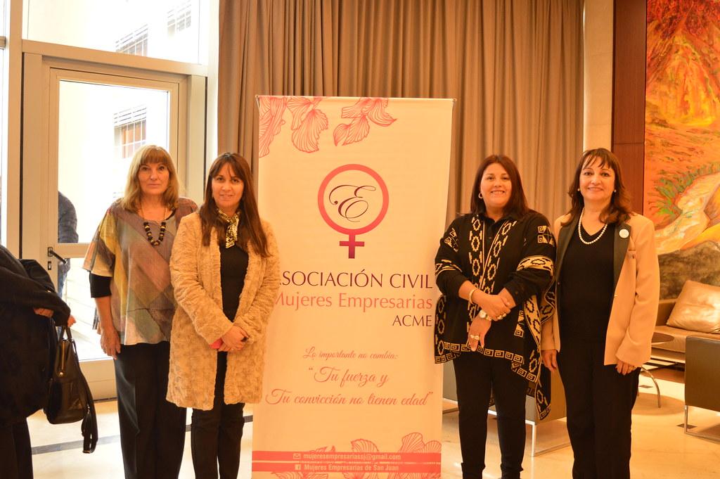 Encuentro de Mujeres Empresarias del Corredor Bioceánico Central